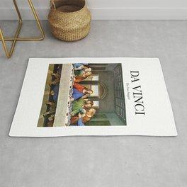 Da Vinci - The Last Supper Rug