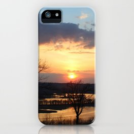 """Sunset Galena"" iPhone Case"