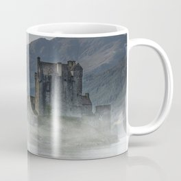Eilean Donan Castle at dawn Coffee Mug