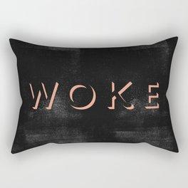 WOKE III Rectangular Pillow
