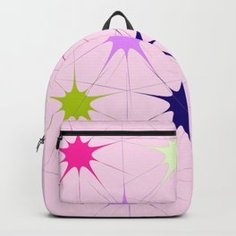 Star Bursts Backpack