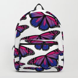 bi butterfly Backpack