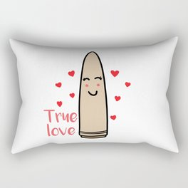 true love Vibrator Dildo Sex Toy Kinky Naughty Rectangular Pillow