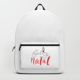 feliz Natal Backpack