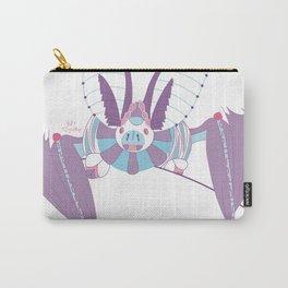 Robot Bat Carry-All Pouch