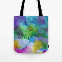 Retinal Ghost #3 Tote Bag
