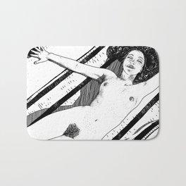 asc 489 - Le bonheur sans fin (Eternal bliss) Bath Mat