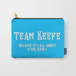 Team Keefe Carry-All Pouch