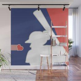 Major Heart League Wall Mural