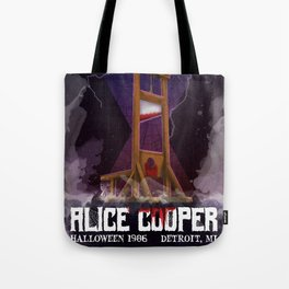 The Nightmare Returns Tote Bag