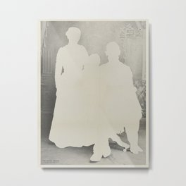 the secret family Metal Print