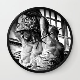 Polyxena Wall Clock