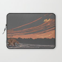 National Parks 2050: Yellowstone Laptop Sleeve