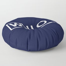 WHO MD Floor Pillow