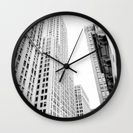 In The Loop Wall Clock