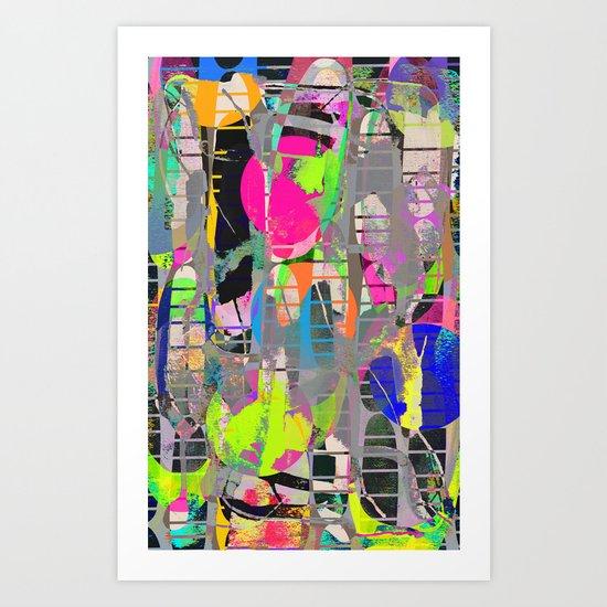 graphic38 Art Print
