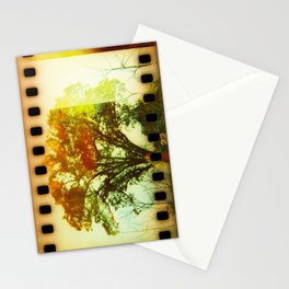 life of tree Stationery Cards
