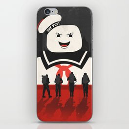 Ghostbusters iPhone Skin