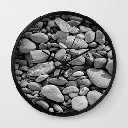 Rocky Beach Wall Clock