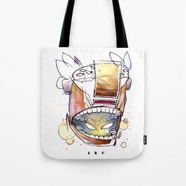 Coffee Face 05 Tote Bag