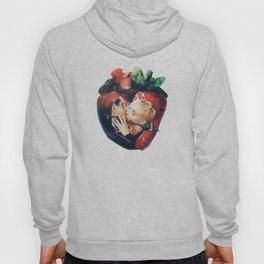 Organic   Collage Hoody