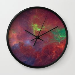 Hell and Heaven Wall Clock