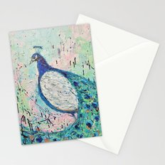 Mr. Toodles the Peacock Stationery Cards