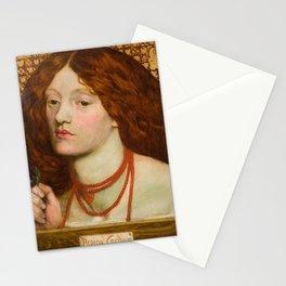 Dante Gabriel Rossetti - Regina Cordium, 1816 Stationery Cards