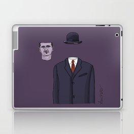 """The Unwanted Pilgrim"" (Syria) Laptop & iPad Skin"