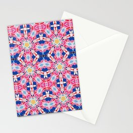 The Fourth of July with Fireflies Stationery Cards