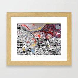 Tbilisi 3 Framed Art Print