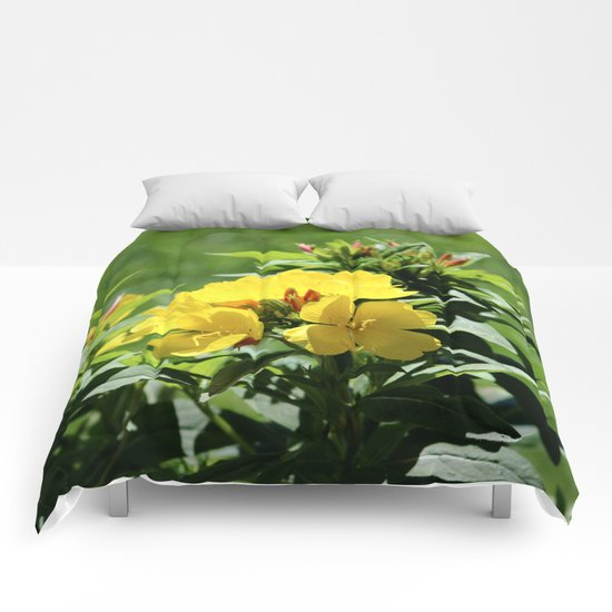 What's Up Buttercup? Comforters