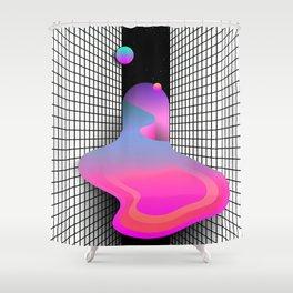 LE DEVERSEMENT Shower Curtain