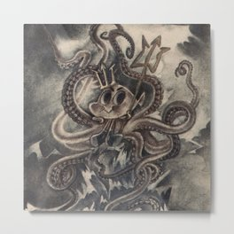 Darwin Watterson Metal Print