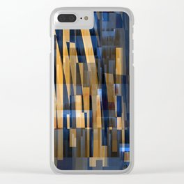 conflicting interests Clear iPhone Case