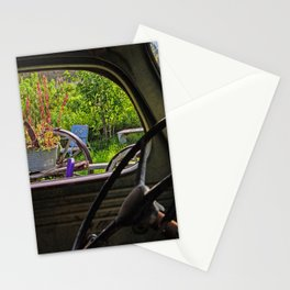 Window in Time Stationery Cards