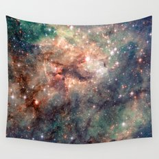 Tarantula Nebula Wall Tapestry