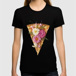 FLORAL PIZZA T-shirt