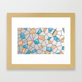 Graphic Nature II Framed Art Print