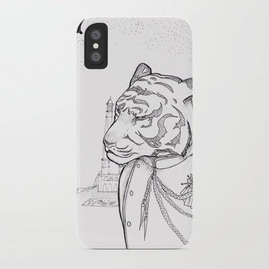 General Rakshasa iPhone Case