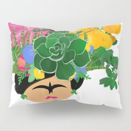 Keep Blooming Friducha Pillow Sham