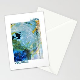 Peace after the Flood (Gloria Deo, Pax Hominibus) Stationery Cards