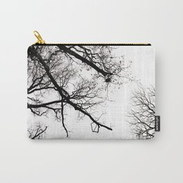 Branches and Skies Carry-All Pouch