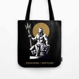 Poseidon / Neptune Tote Bag