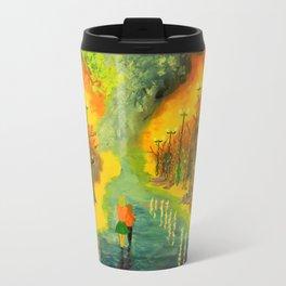 Still of the Night Travel Mug