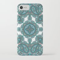 paisley iPhone & iPod Cases featuring paisley by gtrappdesign