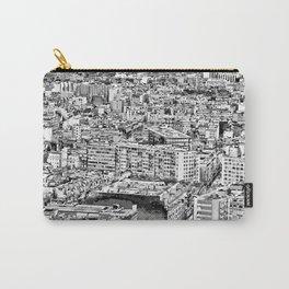Paris - Blick vom Eiffelturm Carry-All Pouch