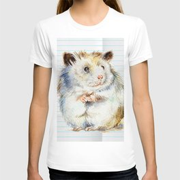 The small hamster T-shirt