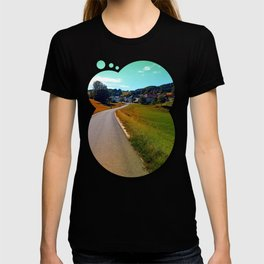Country road, take me nowhere T-shirt