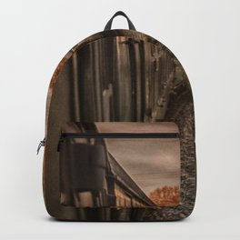 Evening Train Backpack